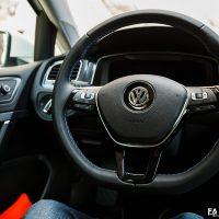 Essai Volkswagen e-Golf 2017 - Interieur