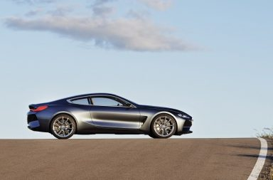 BMW Serie 8 Concept - 28