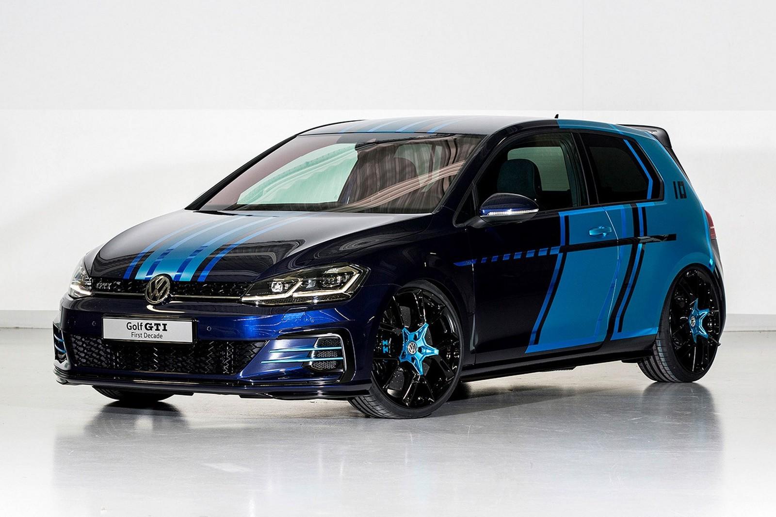 Une version GTI pour la Volkswagen Up !