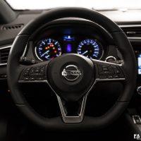 Nouveau Volant Nissan Qashqai 2017