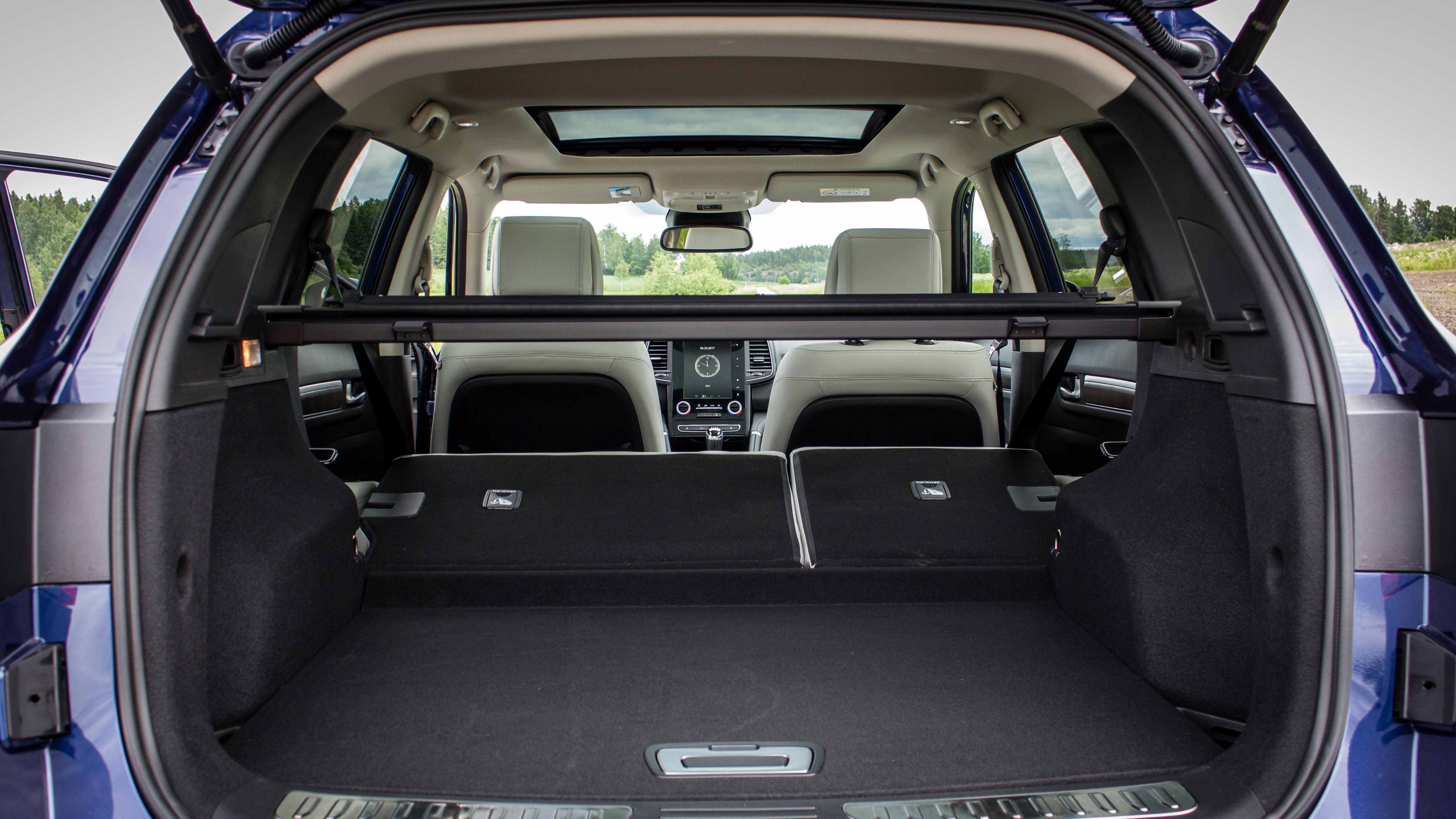 Renault koleos vraiment plus d sirable blog automobile for Kadjar interieur 7 places