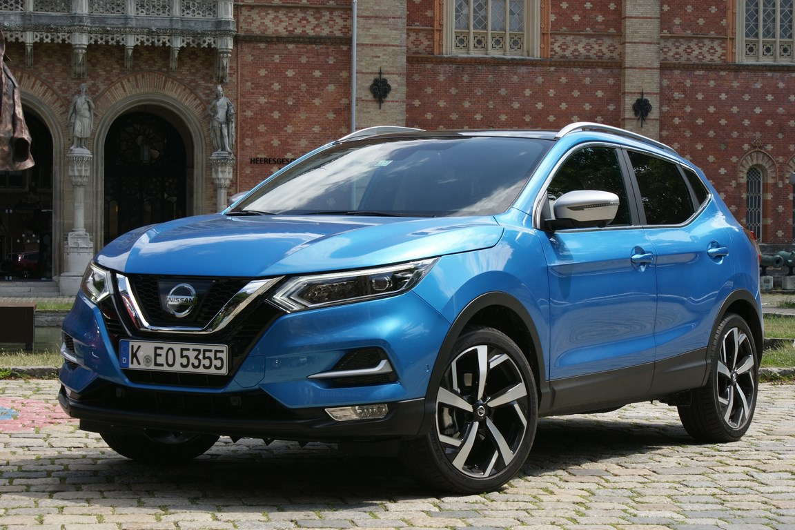 essai nouveau nissan qashqai le roi est mort vive le roi blog automobile. Black Bedroom Furniture Sets. Home Design Ideas