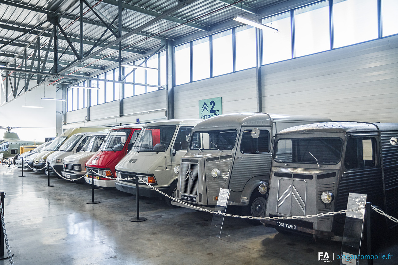 Visite du Conservatoire Citroën - Photos (Musée)