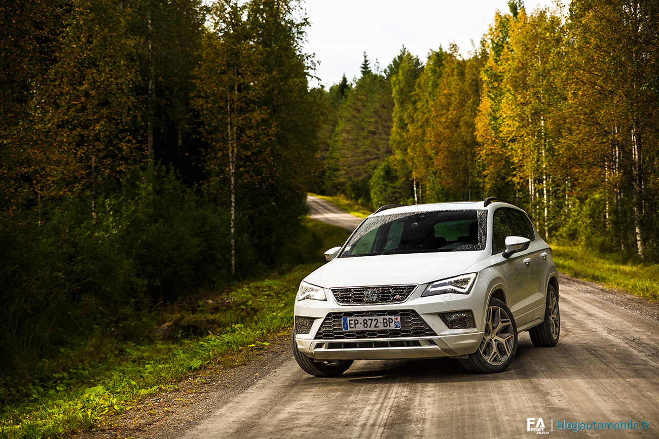 carnet de voyage roadtrip en finlande avec seat leon st cupra et ateca fr pisode 2 blog. Black Bedroom Furniture Sets. Home Design Ideas