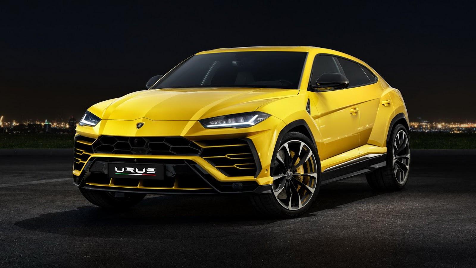 Lamborghini Urus Toujours Plus Blog Automobile