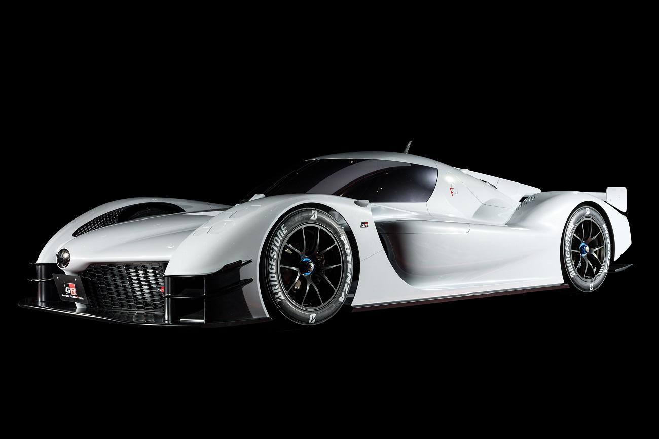 Toyota GR Super Sport Concept - Supercar Gazoo Racing