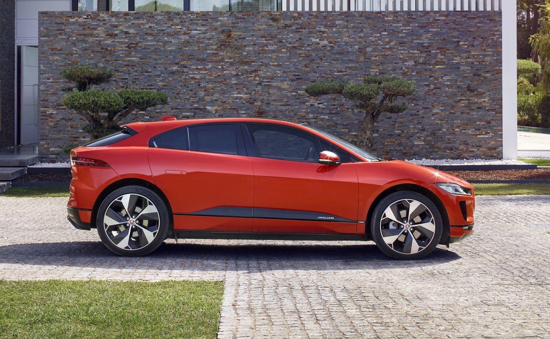 Nouveau teaser et présentation imminente — Jaguar I-Pace