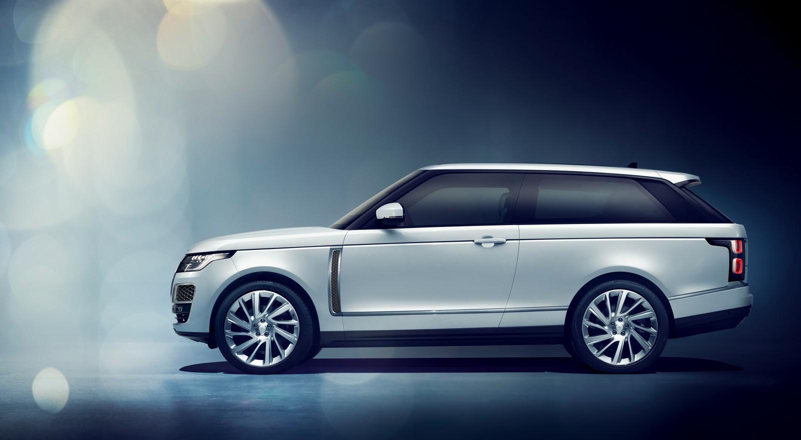 gen ve 2018 range rover sv coup blog automobile. Black Bedroom Furniture Sets. Home Design Ideas