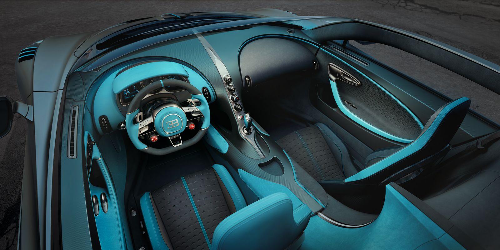 Juste extrême — La Bugatti Divo