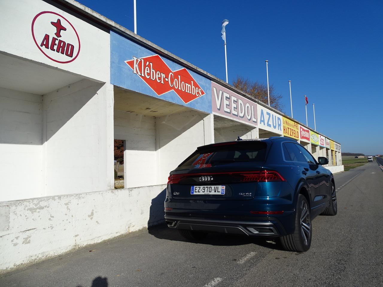 Essai : le tour de l'Audi Q8 50 TDI quattro en 6 questions