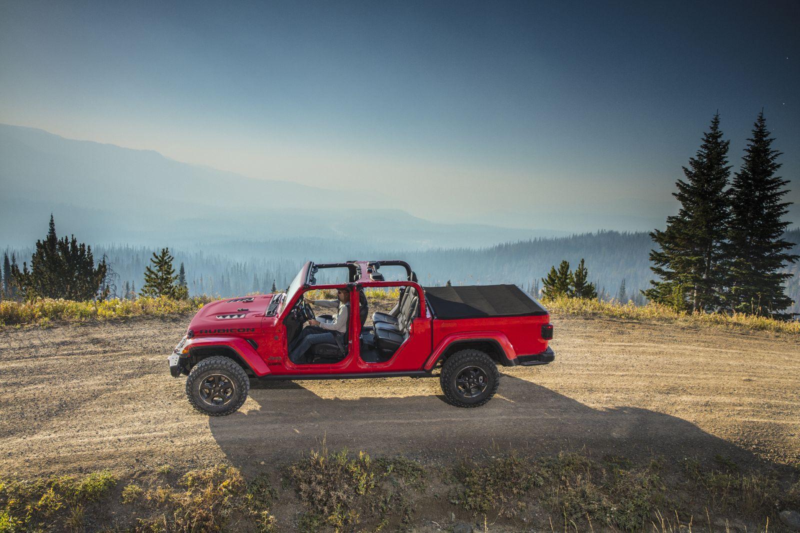 Los Angeles 2018 : Jeep Gladiator - Blog Automobile
