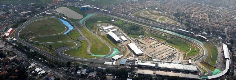 Circuit Interlagos F1