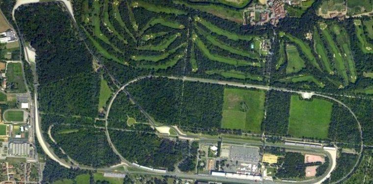 Autodrome de Monza F1