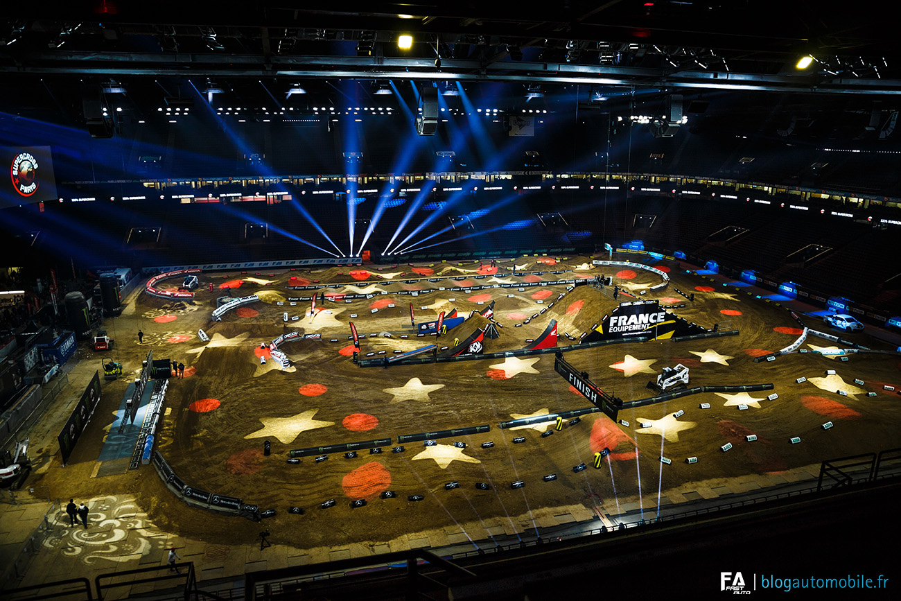 Supercross de Paris 2018 (Photos)
