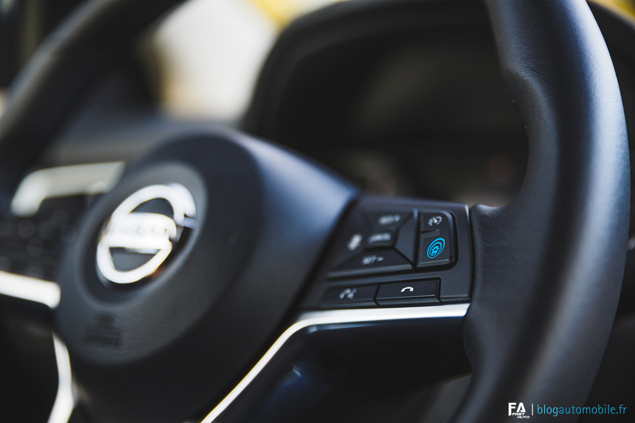 Essai Nissan Qashqai ProPilot dCi 130 Xtronic