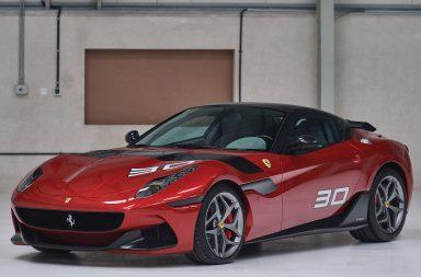Ferrari SP30 one-off - Car Week Paris 2019
