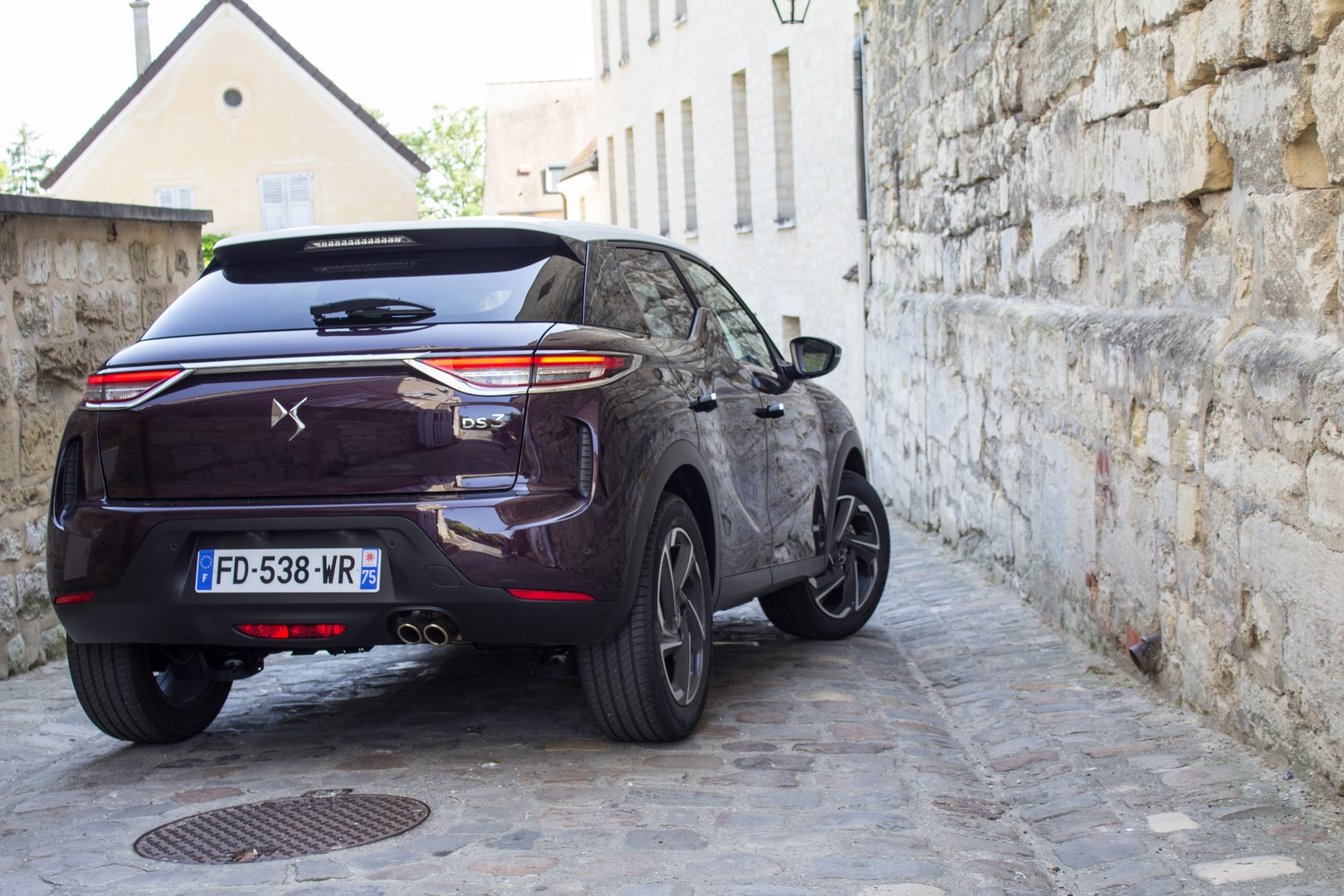 2018 - [DS Automobiles] DS 3 Crossback (D34) - Page 39 IMG_6766