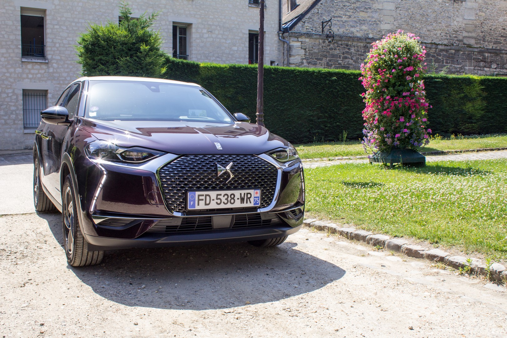 2018 - [DS Automobiles] DS 3 Crossback (D34) - Page 39 IMG_6770