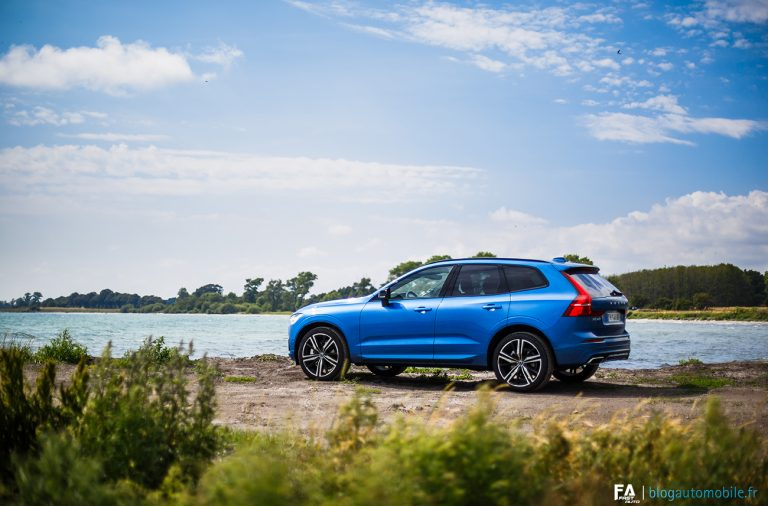 Essai Volvo XC60 B5 Geartronic 8 2019 - Roadtrip Suède