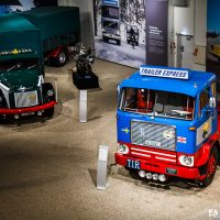 Roadtrip scandinave - Musée Volvo Goteborg