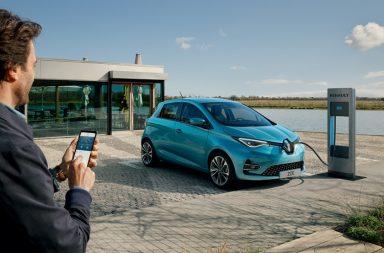 Renault Zoé 2020 - Tarifs