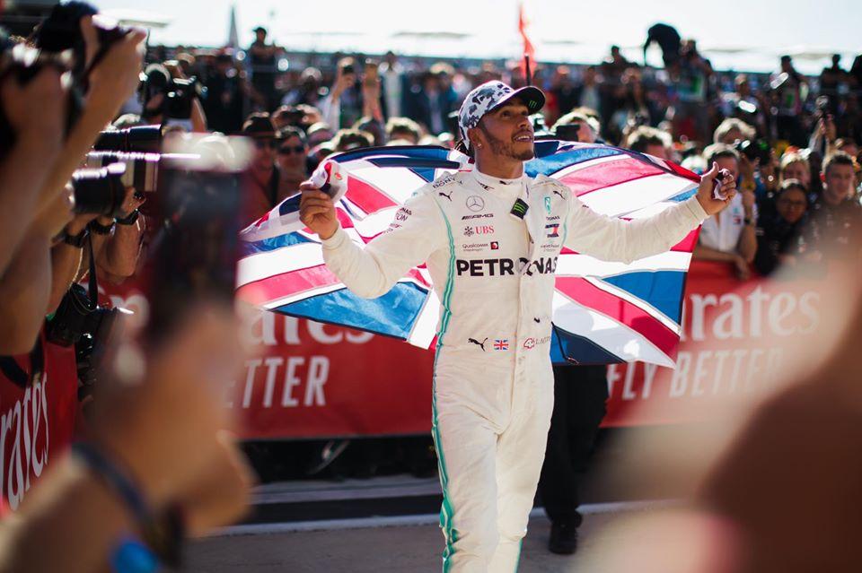 rétrospective F1 2019 - Hamilton savoure son titre aux Etats-Unis