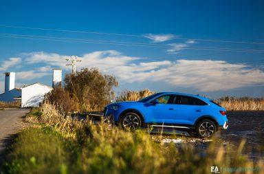 Essai Audi Q3 Sportback 45 TFSI - 35 TDI