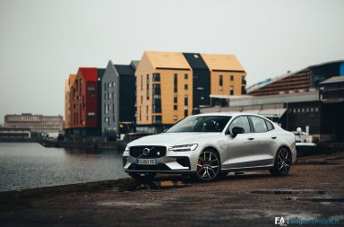 Essai Volvo S60 Polestar Engineered