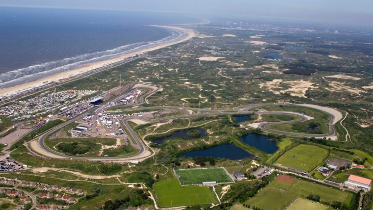 Zandvoort circuit F1